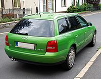 Audi A4 - Wikipedia