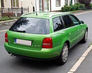 Audi A4 - Avant (facelift)