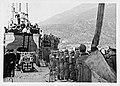 Auf dem Flaggschiff des Admirals Nordmeer in Erwartung der siegreichen U-Boote (7129732157).jpg
