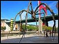 August Tarantula Museu Guggenheimer Bilbao - Master Mythos Spain Photography 2012 - panoramio.jpg