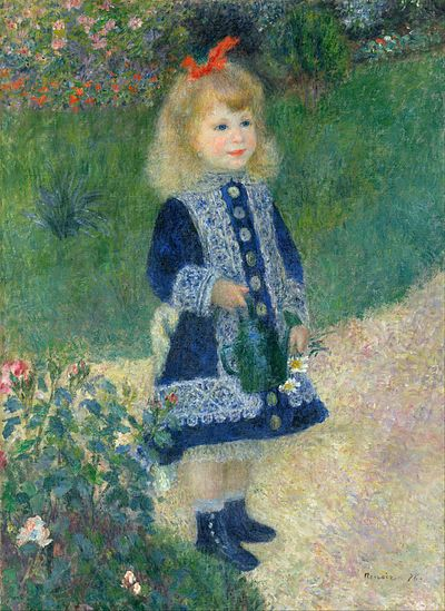 Auguste Renoir - A Girl with a Watering Can - Google Art Project.jpg