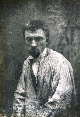 Auguste Rodin - Rodin circa 1862.