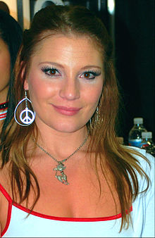 Aurora Snow at the AVN Adult Entertainment Expo on January 9, 2009