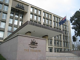 Department of the Treasury (Australia) - Image: Australian Treasury