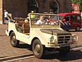 Auto Union Munga (1964), Dutch licence registration DH-63-99 pic2.JPG