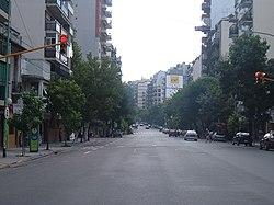 Alberdi Avenue