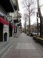 Avenida Rustaveli, Tbilisi, Georgia.JPG