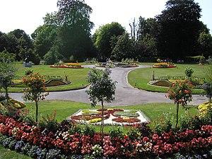 Avranches - Botanical garden