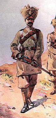 Awan Sepoy (30th Punjabis)