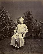 Ayilyam Thirunal Rama Varma of Travancore 1875.jpg