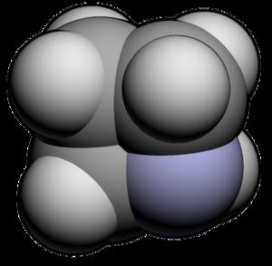 Azetidine - Image: Azetidine 3d