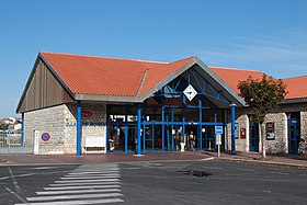 Image illustrative de l'article Gare de Royan