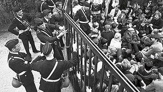 The White Game - Image: Båstads riots 1968 3