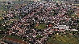 Böhl-Iggelheim: Luftaufnahme