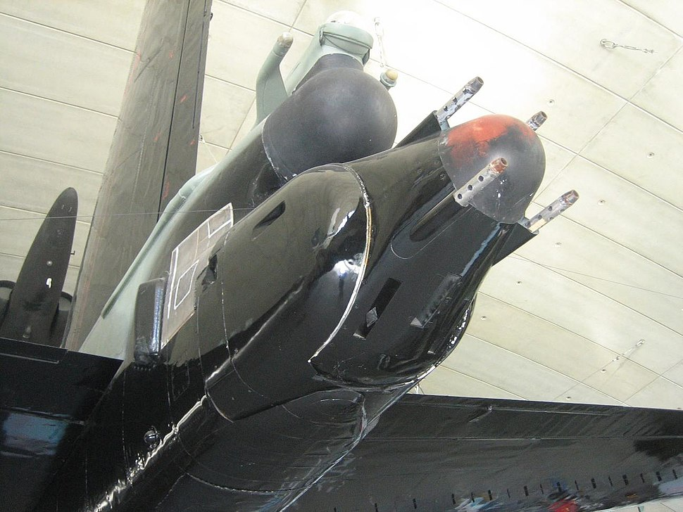 B52 tail turret