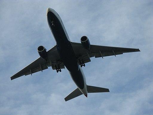 BAW Boeing B777 G-YMMF