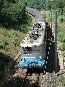 Société nationale des chemins de fer français – Wikipedie