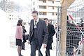 BBC สัมภาษณ์นายกรัฐมนตรี นายกรัฐมนตรี เดินทางเข้าร่ - Flickr - Abhisit Vejjajiva (7).jpg