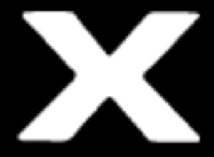 "X rating - Two ""X"" symbols used by the British Board of Film Classification (1951–1970 and 1970–1982, respectively)"