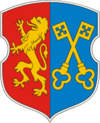 Coat of arms of Ļidas rajons