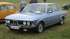 "BMW New Six - BMW 2800 (E3) ""New Six"" sedan/saloon"