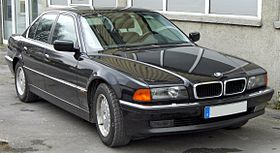 2001 Bmw 740 For Sale BMW Série 7 — Wikipédia