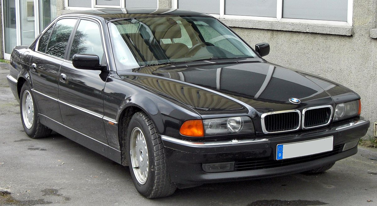 bmw 7 series e38 wikipedia. Black Bedroom Furniture Sets. Home Design Ideas
