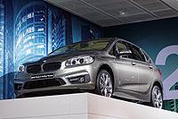 BMW Serie 2 Active Tourer - Mondial de l'Automobile de Paris 2014 - 001.jpg