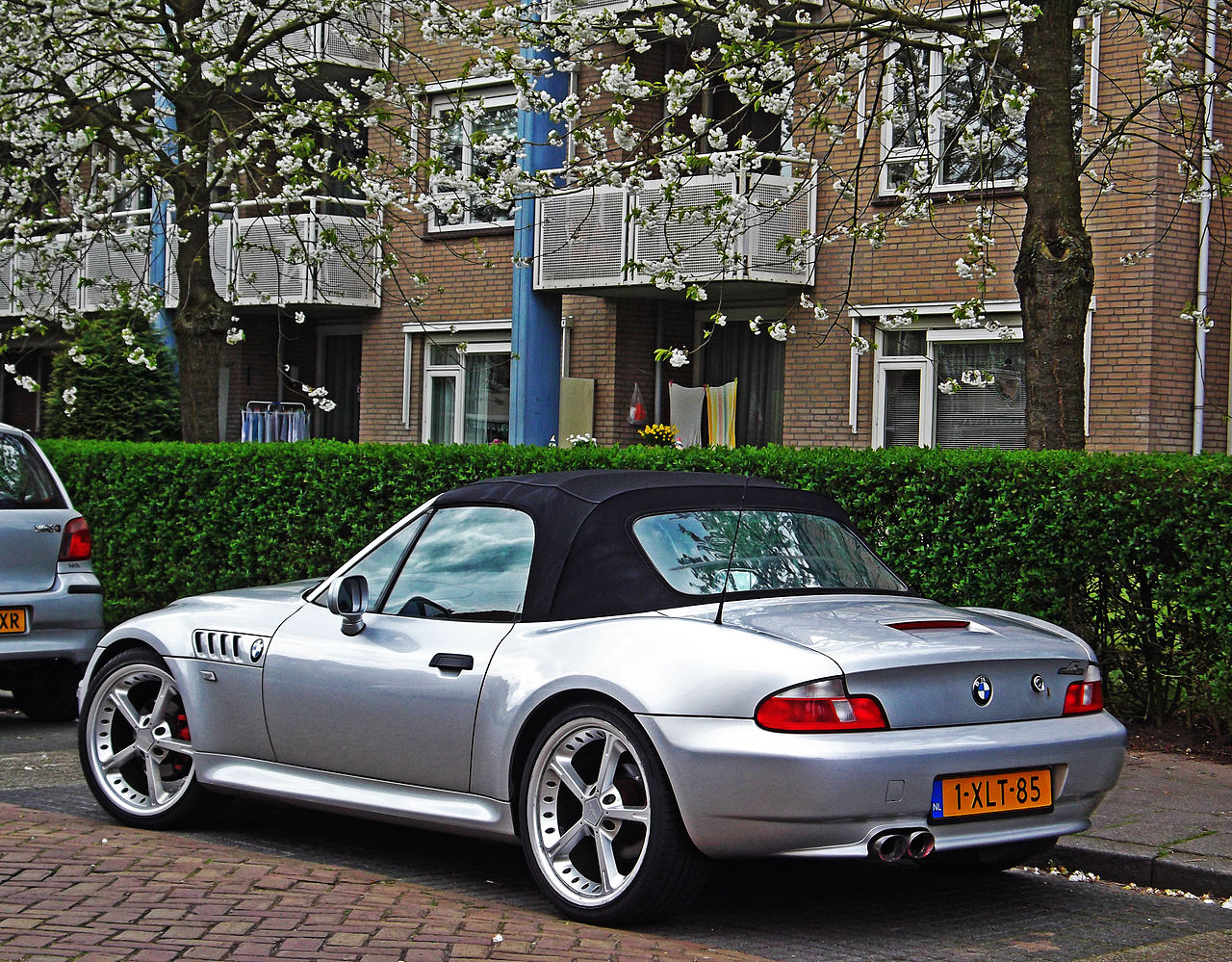 2001 Bmw Z3 M Coupe 3 2l Manual