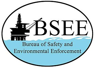 Bureau of Safety and Environmental Enforcement - Image: BSEE logo