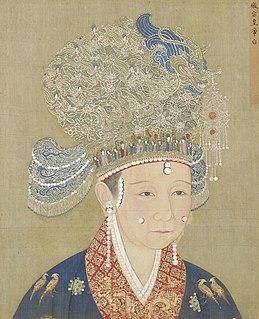 Song dynasty empress