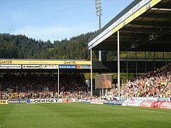 Badenova-Stadion Nord-Osten