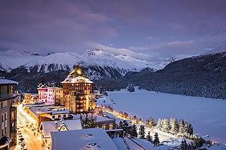 Badrutts Palace Hotel hotel