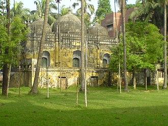 Isa Khan - Grave of Musa Khan, the son Isa Khan in Dhaka, Bangladesh.