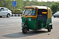 Bajaj RE 4S CNG - Three-wheeler - New Delhi 2014-05-06 0889.JPG