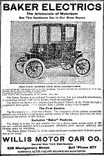 Baker Motor Vehicle Wikipedia