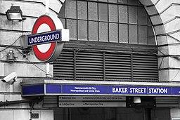 Baker Street Station - panoramio