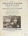 Baldasseroni - Delle assicurazioni marittime, 1801 - 031.tif