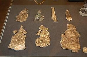 Senuna - Votive leaf plaques