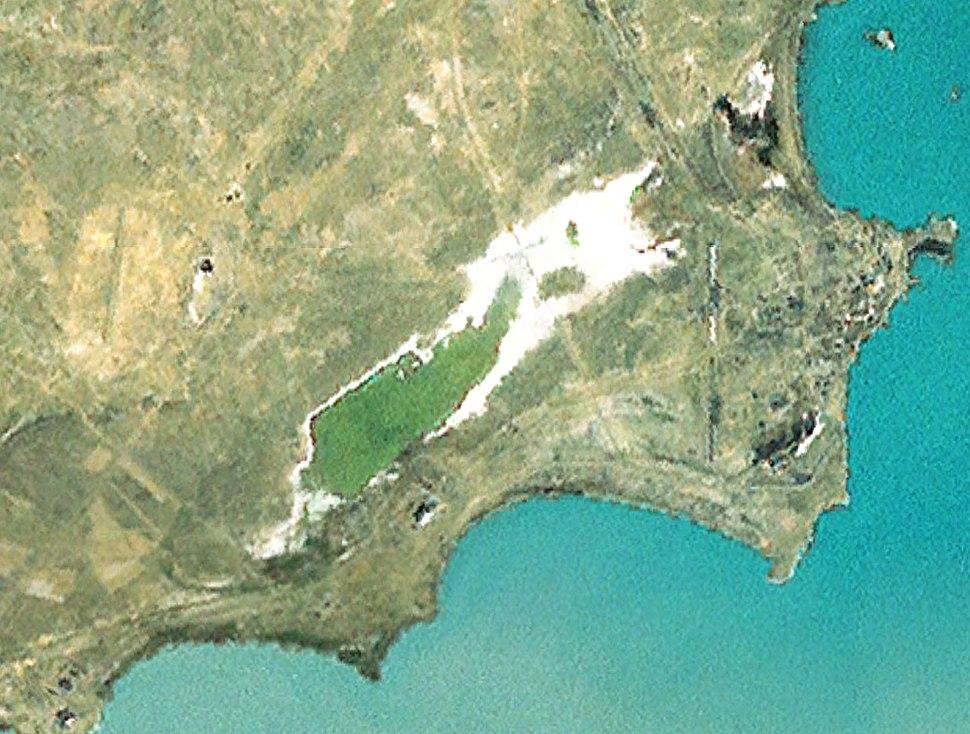 Balkhash9-landsat