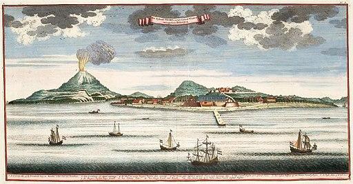 Banda Neira 1724