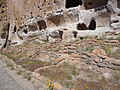 Bandelier National Monument in September 2011 - Cliff Dwellings - near stop 19.JPG