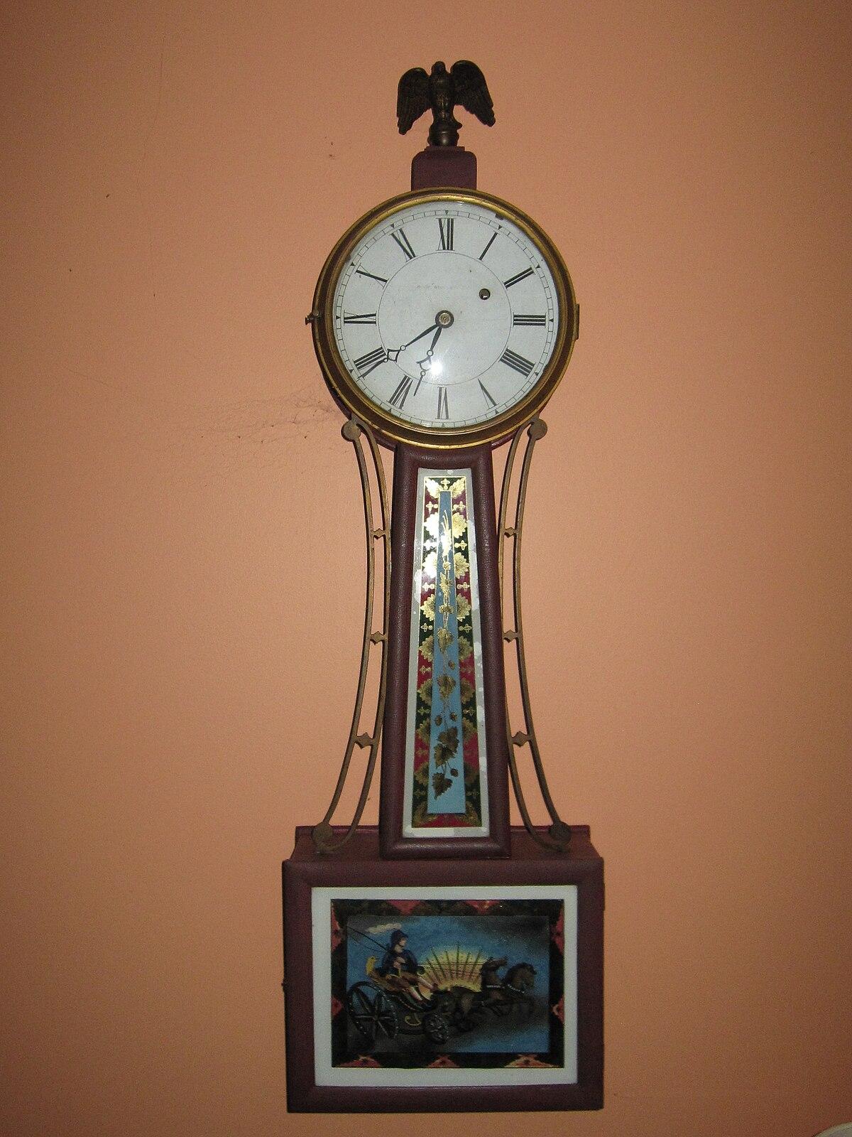 Banjo clock wikipedia amipublicfo Images