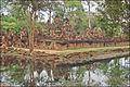 Banteay Srei, chef-dœuvre de lart khmer (6883277703).jpg