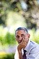 Barack Obama in the Rose Garden of the White House - 2014 (16786906821).jpg
