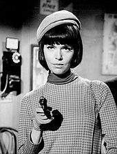 Agente 99 el personaje de Barbara Feldom