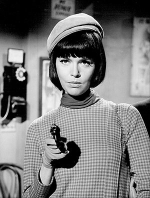 Barbara Feldon - Feldon as Agent 99 in Get Smart, 1965