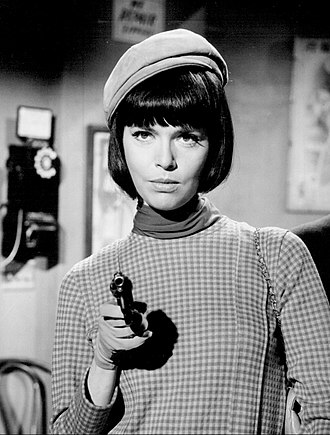 Get Smart - Barbara Feldon as Agent 99 in 1966