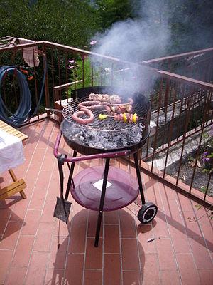Barbecue griglia 01