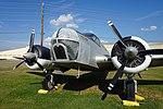 Barksdale Global Power Museum September 2015 20 (Beechcraft AT-11 Kansan).jpg